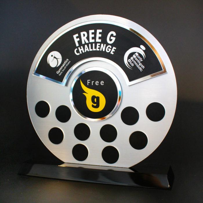 Free G Challenge Award